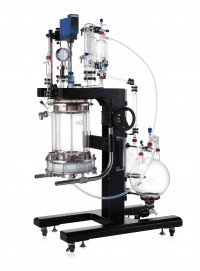 Glass Filter Reactor or Agitated Nutch Filter and reactor