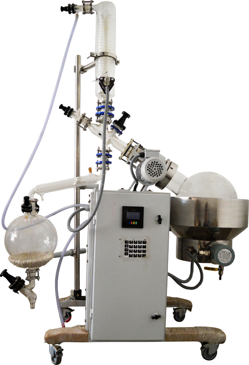 Standard Non Flameproof Rotary Evaporator
