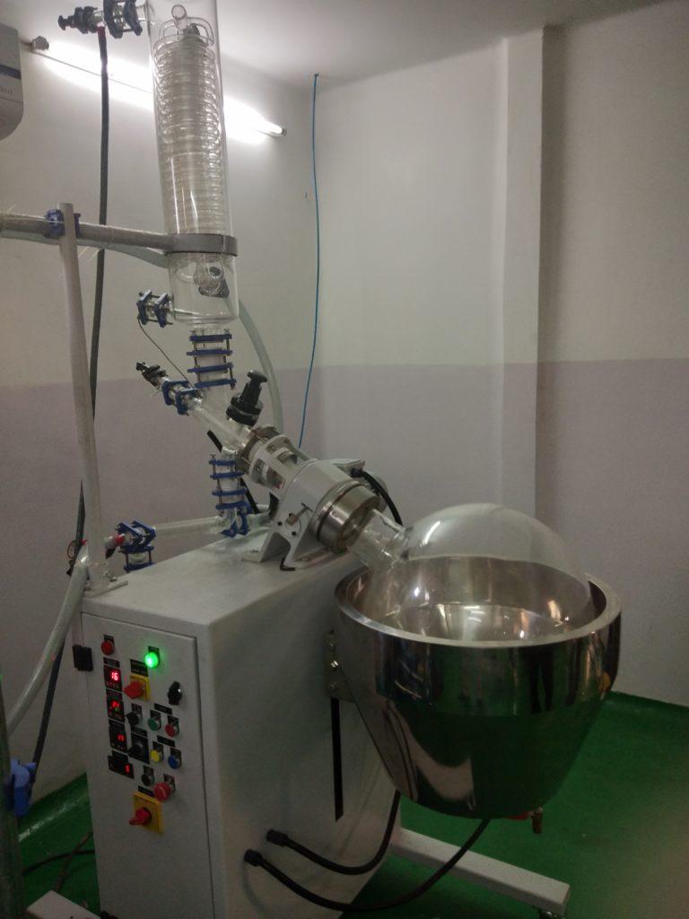 Industrial Rotary Film Evaporator