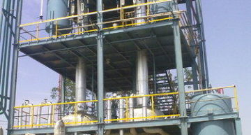 Acetic Acid Recovery Plant