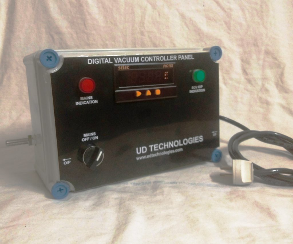UD Technologies are leading manufacturer of Vacuum Controller for Rotary Film Evaporator from Vadodara,India