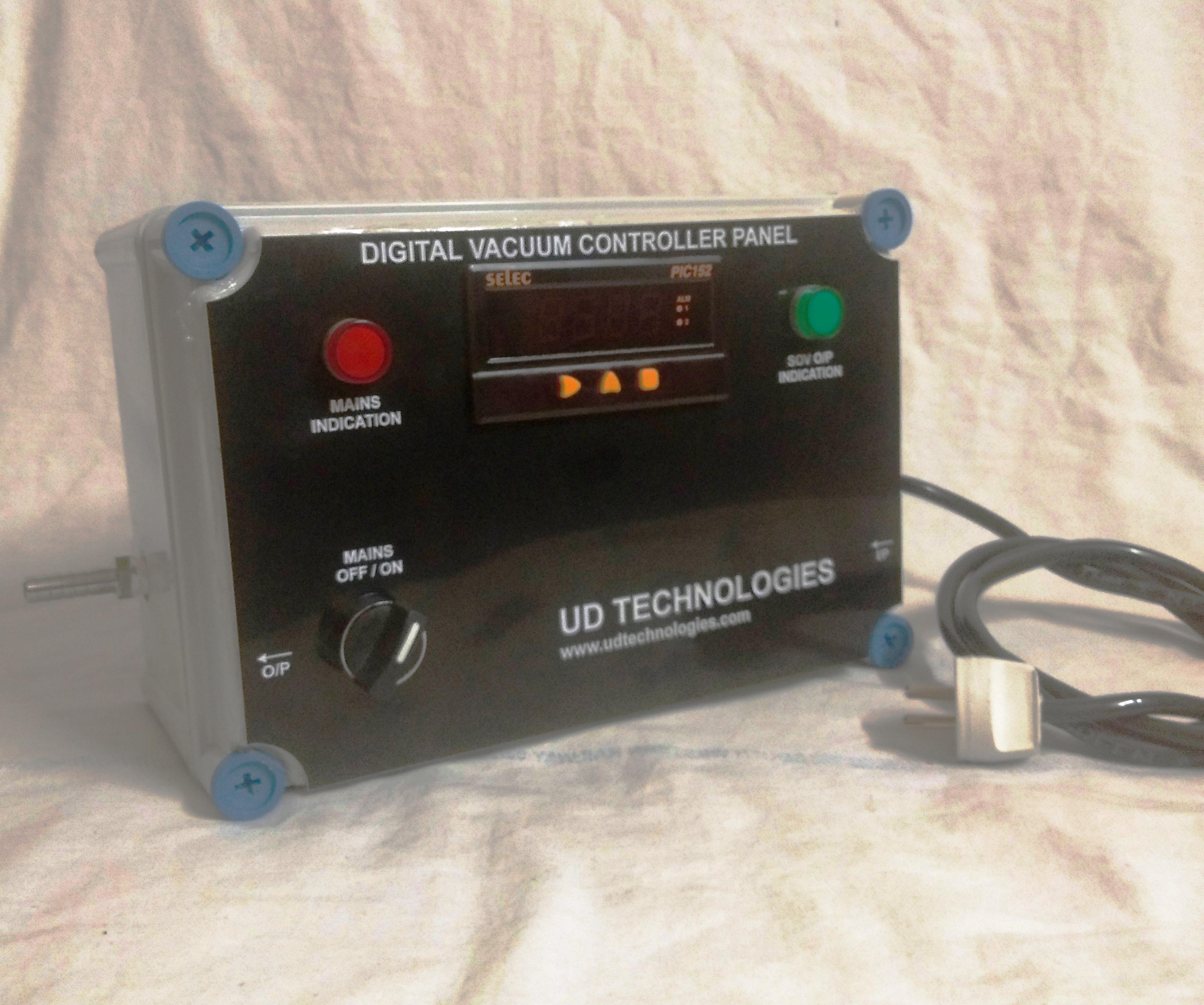 Vacuum Controller for Rotary Film Evaporator