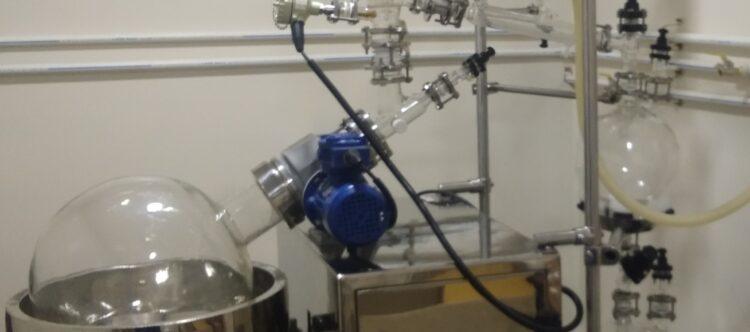Rotary Evaporator 50 liter